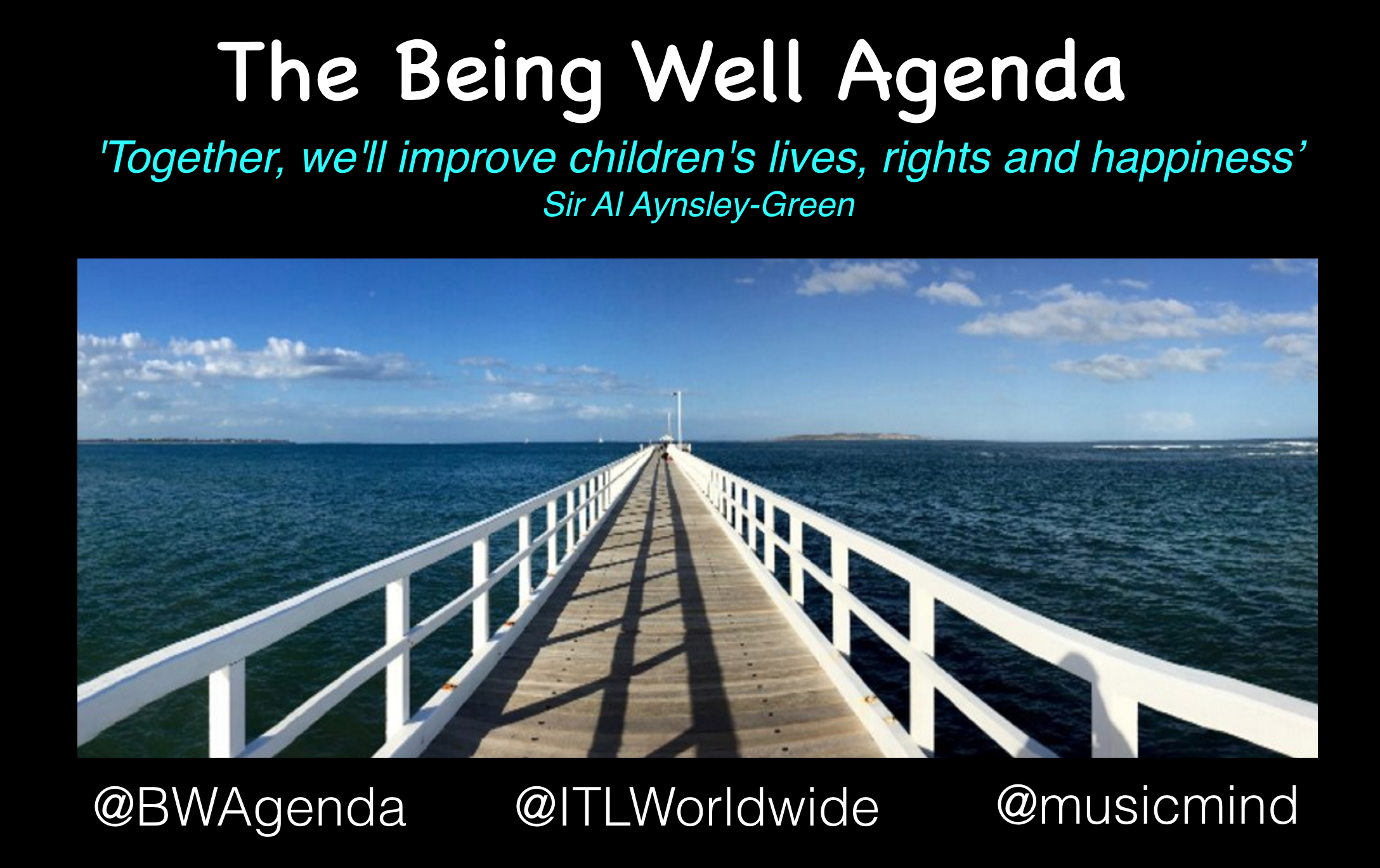 The Being Well Agenda