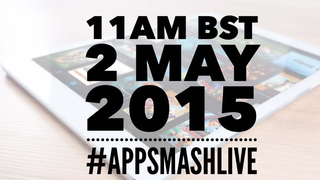 The super smashing #Appsmash Live 6